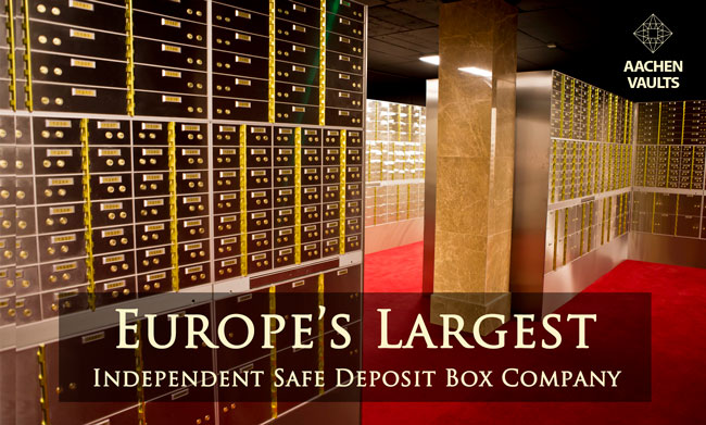 Safety DepostBoxes Aachen Opening Soon